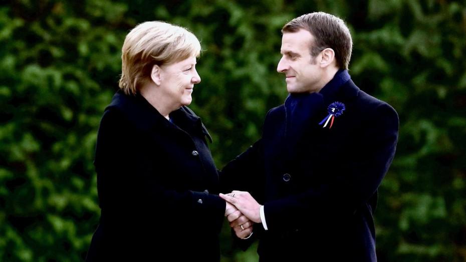 Συμφωνία Γερμανίας και Γαλλίας για προϋπολογισμό της Ευρωζώνης