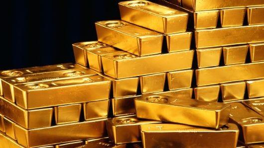 Μικρή άνοδος για τον χρυσό