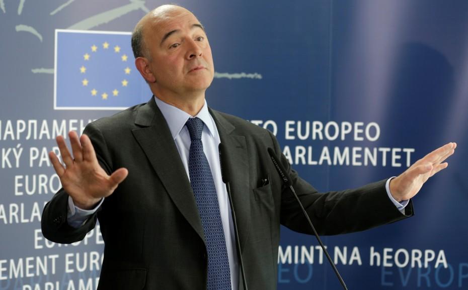 Σε προεκλογικό «φόντο» η επίσκεψη Μοσκοβισί - «Έτυχε», λένε από την Κομισιόν