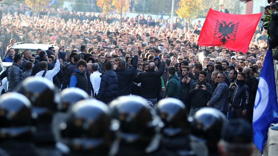 Νέες διαδηλώσεις στα Τίρανα κατά του Ράμα