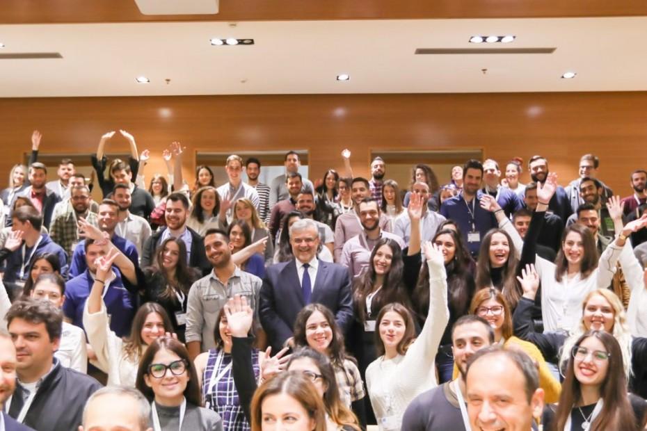 Στην αγορά εργασίας οι πρώτοι «απόφοιτοι» του Project Future της Πειραιώς