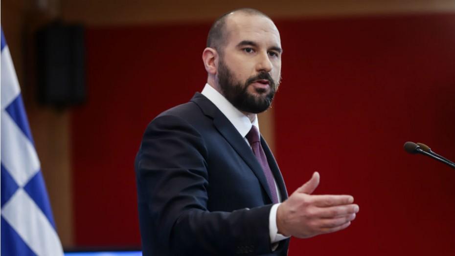 Ο Τζανακόπουλος καθησυχάζει για την ανακεφαλαιοποίηση των τραπεζών