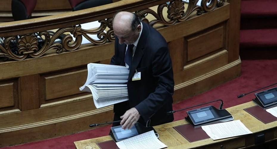 Αυτοί είναι οι «αντάρτες» του ΣΥΡΙΖΑ για το άρθρο 32