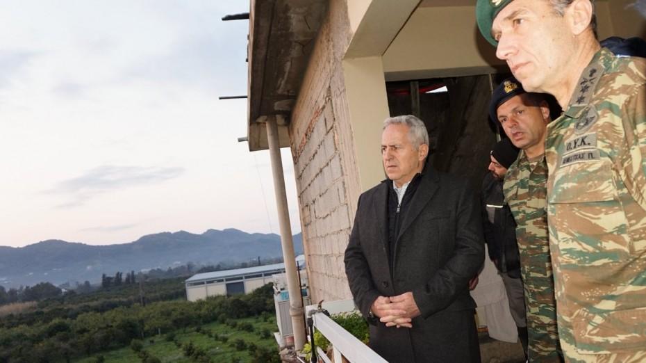 Ο Αποστολάκης διαψεύδει την απαγόρευση του «Μακεδονία Ξακουστή»