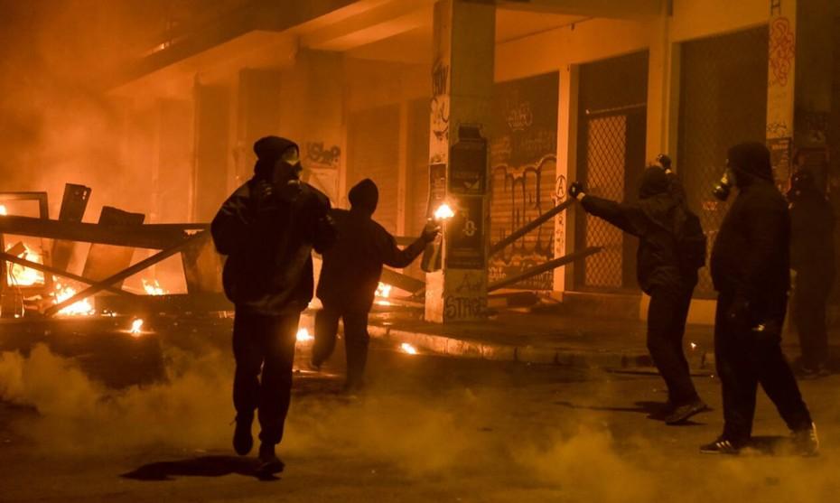 Αστυνομικοί Υπάλληλοι: Θα θρηνήσουμε θύματα - Ανεξέλεγκτοι οι μπαχαλάκηδες
