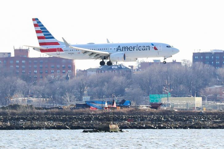 Ο Τραμπ καθηλώνει και στις ΗΠΑ τα αεροσκάφη Boeing 737 Max