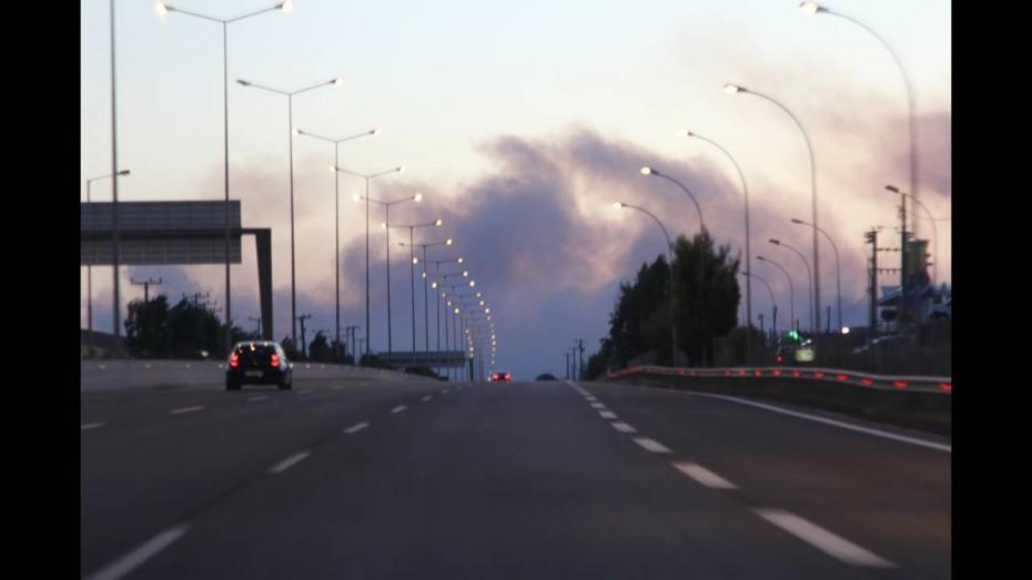 ΕΚΤΑΚΤΟ: Διακόπηκε η κυκλοφορία στην Αθηνών-Λαμίας