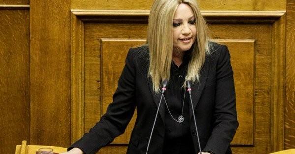 Νέα διμέτωπη επίθεση της Γεννηματά σε ΣΥΡΙΖΑ και ΝΔ