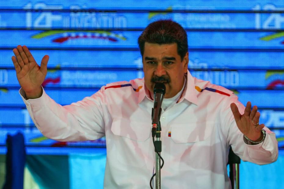Η Βενεζουέλα διώχνει από το Καράκας τον Γερμανό πρέσβη
