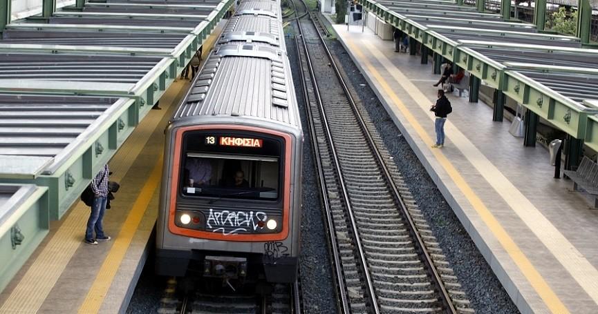 Γυναίκα έπεσε στις ράγες του τρένου