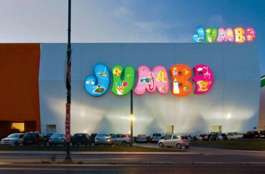 Αύξηση άνω του 7% στις πωλήσεις του ομίλου Jumbo
