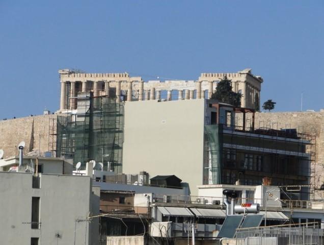 ΚΑΣ: Παίρνει πίσω την άδεια για το 9όροφο στο Κουκάκι