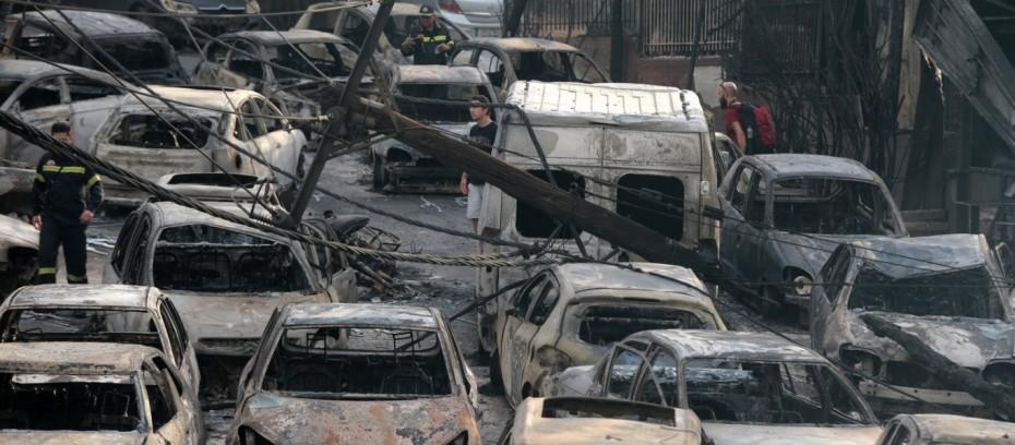 Καταγγελίες για το Μάτι: Δεν δόθηκε ποτέ εντολή να σηκωθούν τα ελικόπτερα