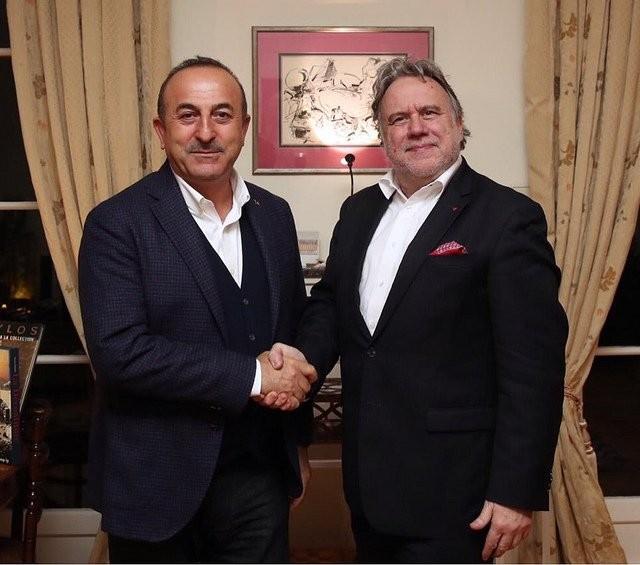 Για «ενεργειακά δικαιώματα της Τουρκίας στη Μεσόγειο» μίλησε ο Κατρούγκαλος
