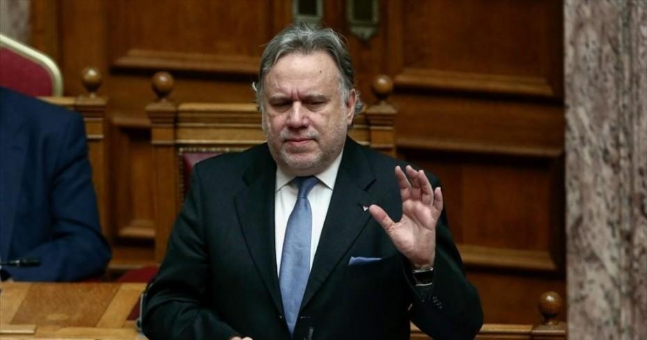 Κατρούγκαλος: Δεν αναφέρεται το «Μακεδονία ξακουστή» στη συμφωνία των Πρεσπών