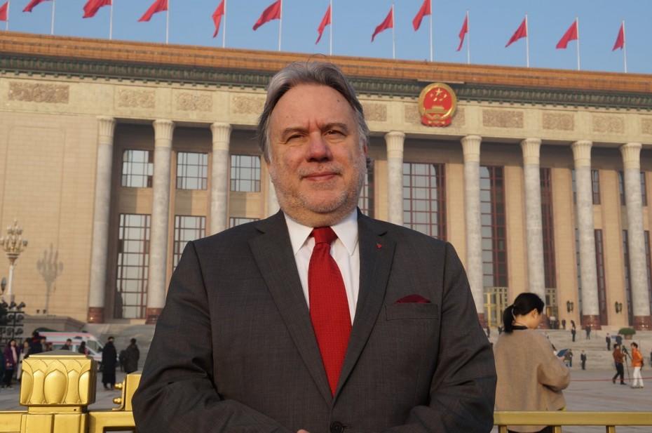 Στην Απαγορευμένη Πόλη της Κίνας ο Κατρούγκαλος