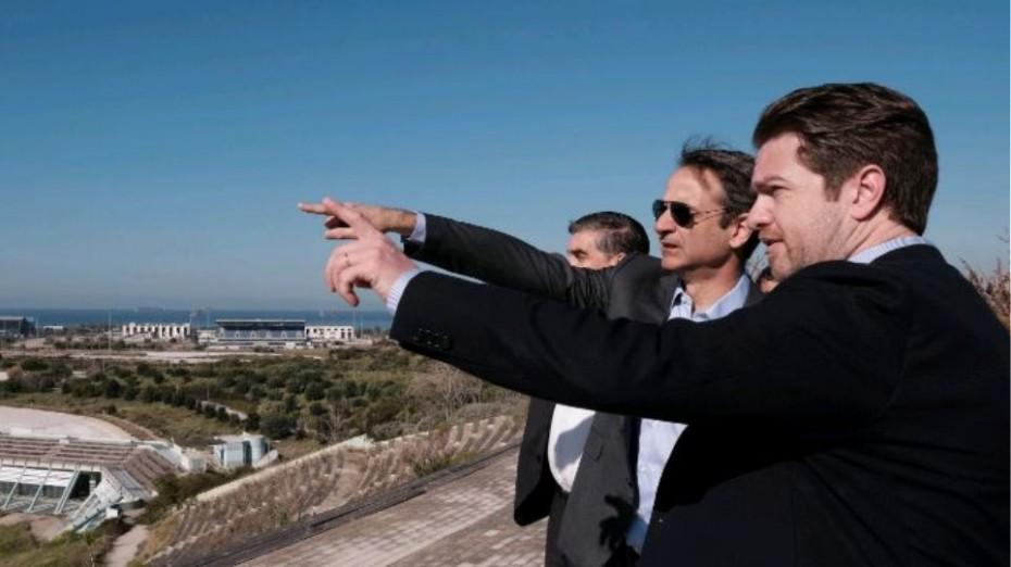 Μητσοτάκης: Απόλυτη αναπτυξιακή προτεραιότητα η επένδυση στο Ελληνικό