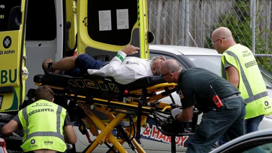 Μακελειό στη Ν. Ζηλανδία με τουλάχιστον 40 νεκρούς και δεκάδες τραυματίες