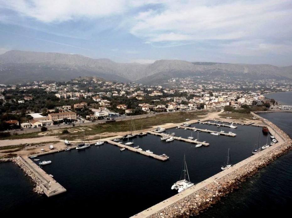 Μαρίνα Χίου: «Πράσινο φως» από Ελεγκτικό Συνέδριο στη σύμβαση παραχώρησης