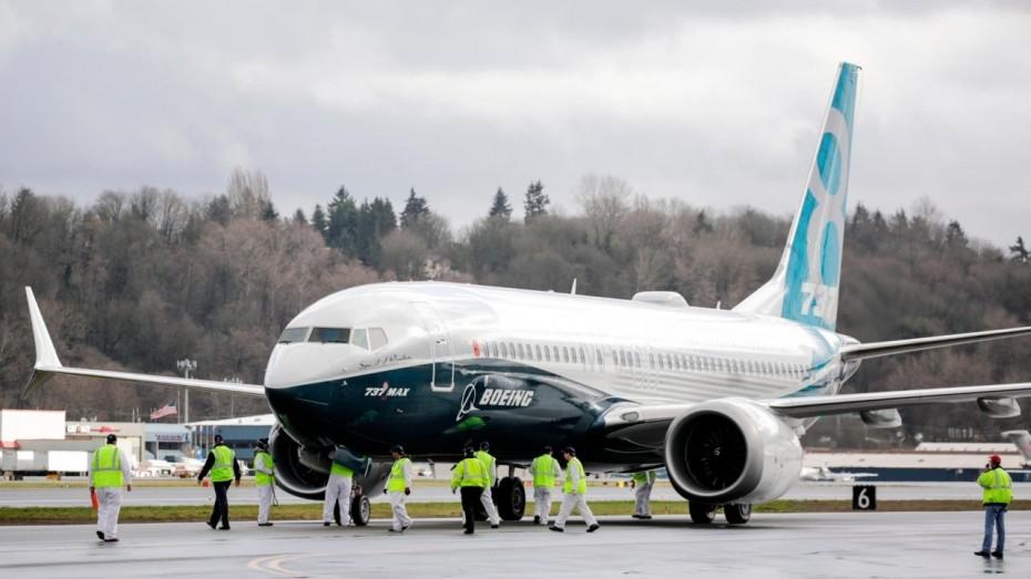 Νέο επεισόδιο με Boeing 737 Max