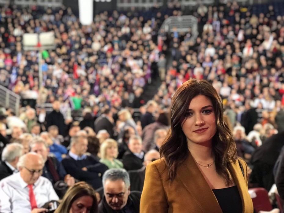 «Θεσσαλονίκη Μαζί» η παράταξη της Νοτοπούλου για τις εκλογές