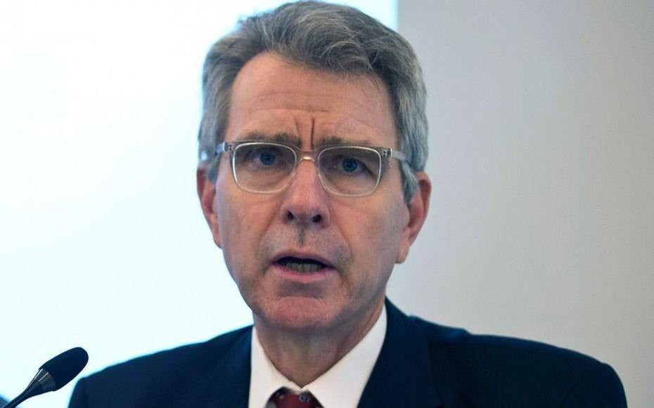 Ο πρέσβης των ΗΠΑ καταγγέλλει ρωσική εμπλοκή για τις εκλογές στην Ελλάδα