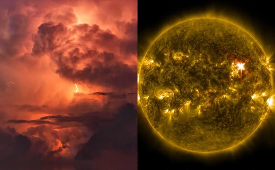 Πανίσχυρη ηλιακή καταιγίδα έπληξε τη Γη πριν 2.600 χρόνια