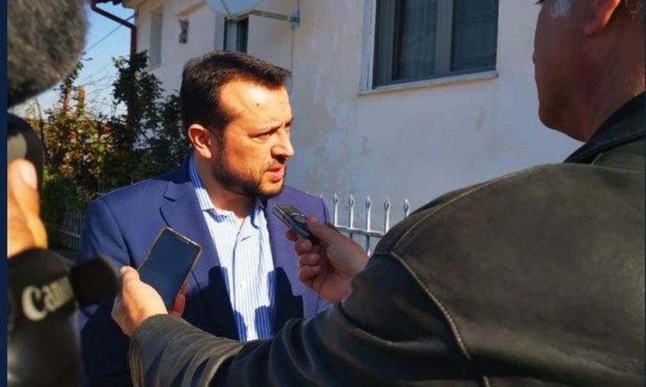 Έντονες αποδοκιμασίες κατά του Παππά στο Κιλκίς