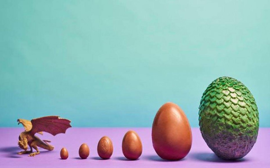 Ήρθαν τα πασχαλινά αυγά Game of Thrones