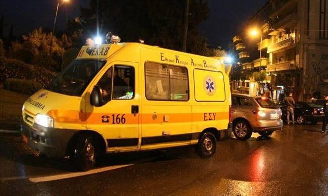 Πάτρα: Γυναίκα τραυματίστηκε σοβαρά μετά από πτώση από 4ο όροφο