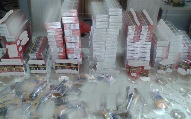 Εξάρθρωση κυκλώματος λαθρεμπορίας τσιγάρων από το ΣΔΟΕ