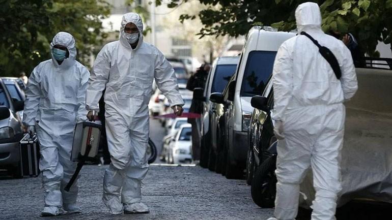 Συναγερμός στο Χαλάνδρι - Έκρηξη χειροβομβίδας στο ρωσικό προξενείο