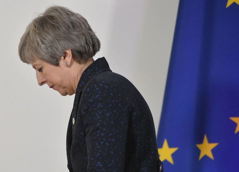 Brexit: Φοβάται (πολύ) μια νέα ήττα η Μέι