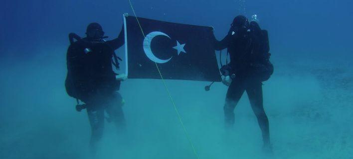 Τουρκική προκλητικότητα στα Χανιά με «σφραγίδα» της Άγκυρας