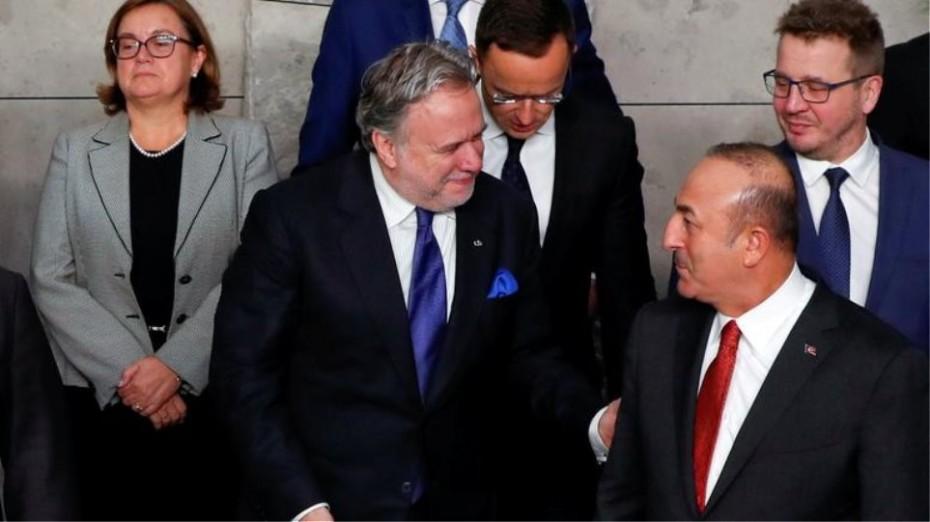 Τσαβούσογλου: Μονόδρομος η εμπλοκή μας στο Αιγαίο