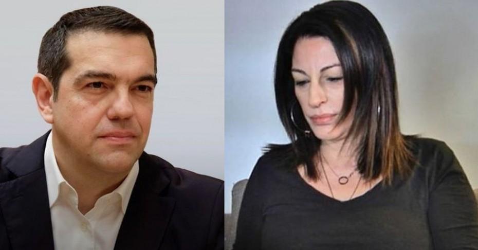 Δεκτή από το ΣΥΡΙΖΑ η παραίτηση της Μυρσίνης Λοΐζου