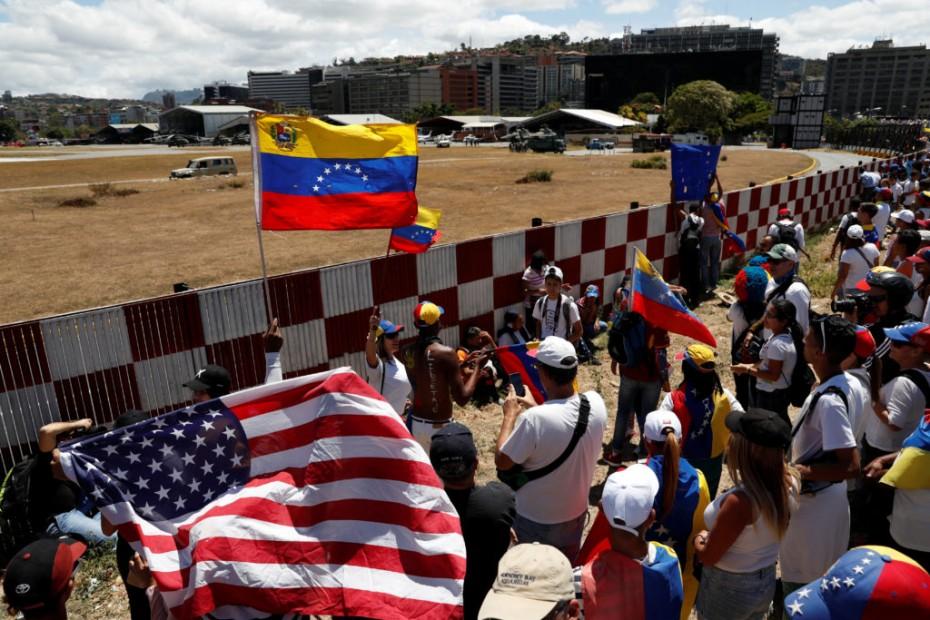 Νέες κυρώσεις των Αμερικανών στη Βενεζουέλα