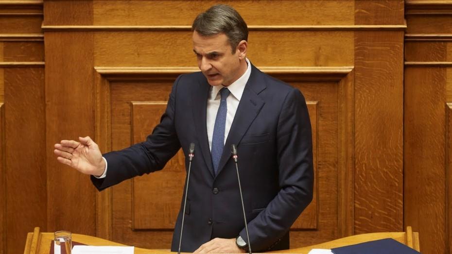 Μητσοτάκης για Συνταγματική Αναθεώρηση: Ολέθριες οι προτάσεις του ΣΥΡΙΖΑ