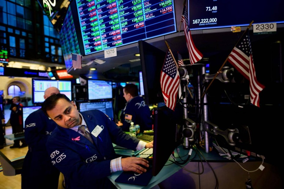 Ανοδικό άνοιγμα εβδομάδας στη Wall Street, πριν από τη Fed