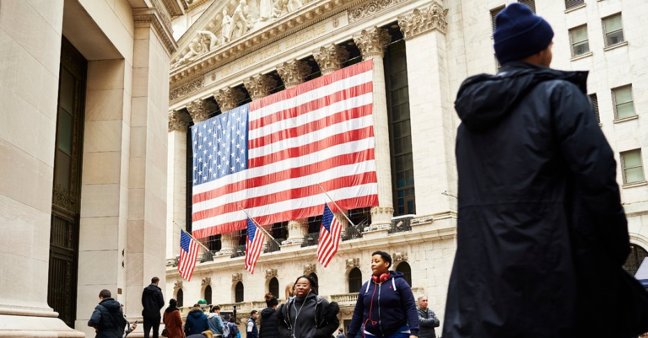 Wall Street: Δεν άρεσε στις τράπεζες το φρένο από την Fed