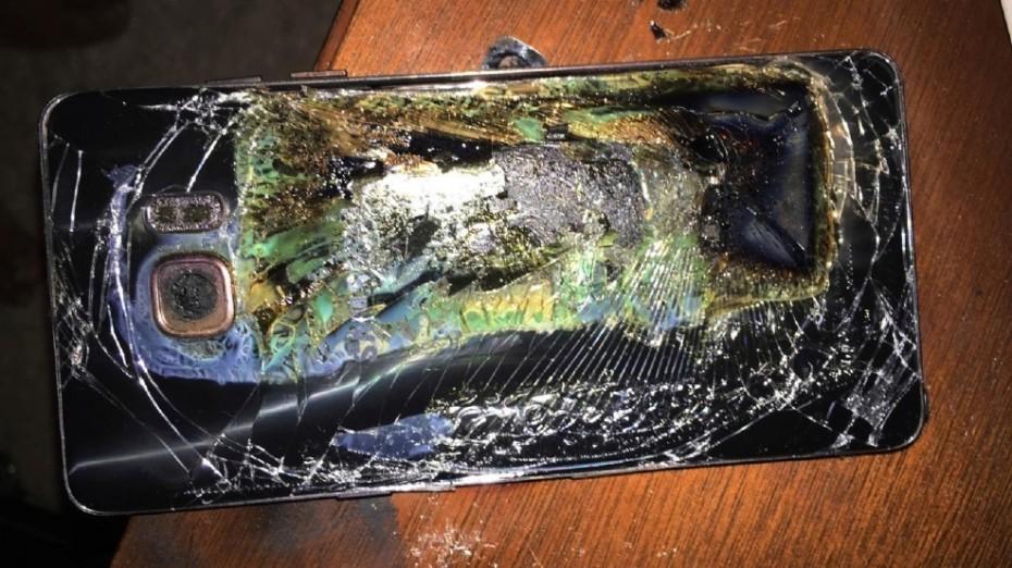 Βέροια: Ανατινάχτηκε το κινητό μέσα στα χέρια της