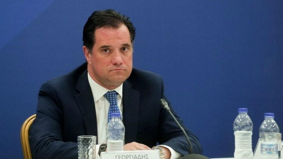 Αποκλείει συνεργασία με ΣΥΡΙΖΑ ο Άδωνις