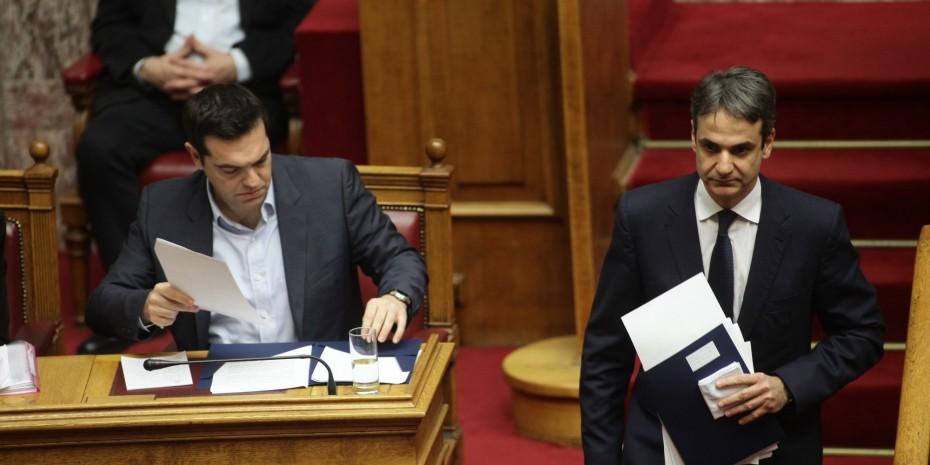 Φτάνει... Βουλή η πολιτική κόντρα για την καυτή υπόθεση Πετσίτη