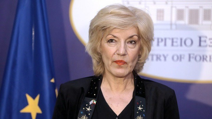 Στο Λουξεμβούργο η Αναγνωστοπούλου για το Συμβούλιο Εξωτερικών Υποθέσεων της ΕΕ