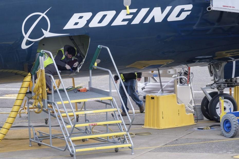 Βρήκαν νέο σφάλμα στο λογισμικό του Boeing
