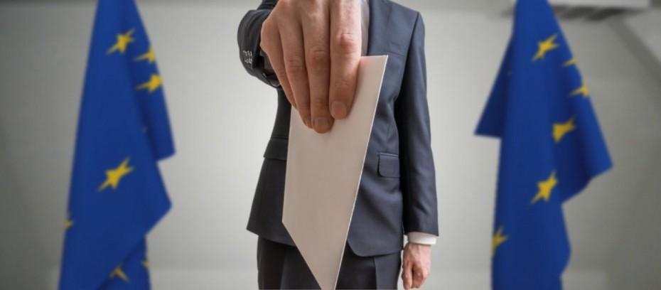 Κοντά σε διψήφιο αριθμό η διαφορά ΝΔ με ΣΥΡΙΖΑ για τις ευρωεκλογές