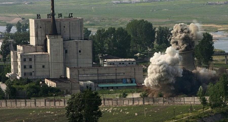 Ανιχνεύθηκε δραστηριότητα σε πυρηνικό εργοστάσιο της Β. Κορέας