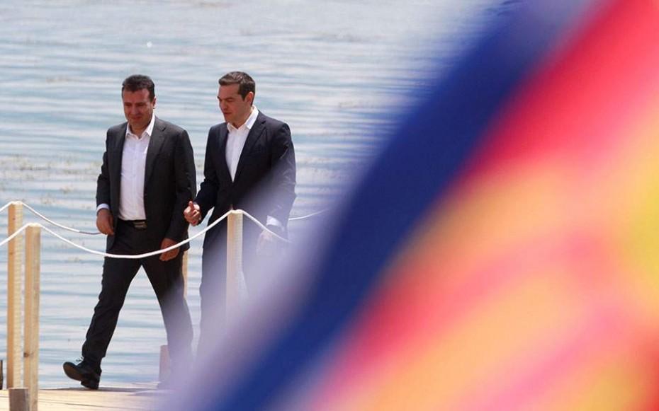 FAZ: Χρηματίστηκαν βουλευτές στα Σκόπια από το ελληνικό ΥΠΕΞ;