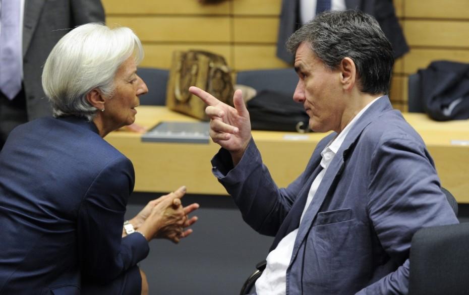 Ικανοποίηση στο ΔΝΤ για την πρόωρη αποπληρωμή δανείων