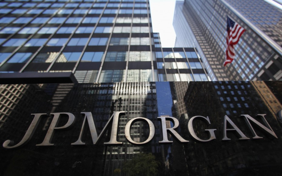 Αύξηση 5,4% για την κερδοφορία της JP Morgan